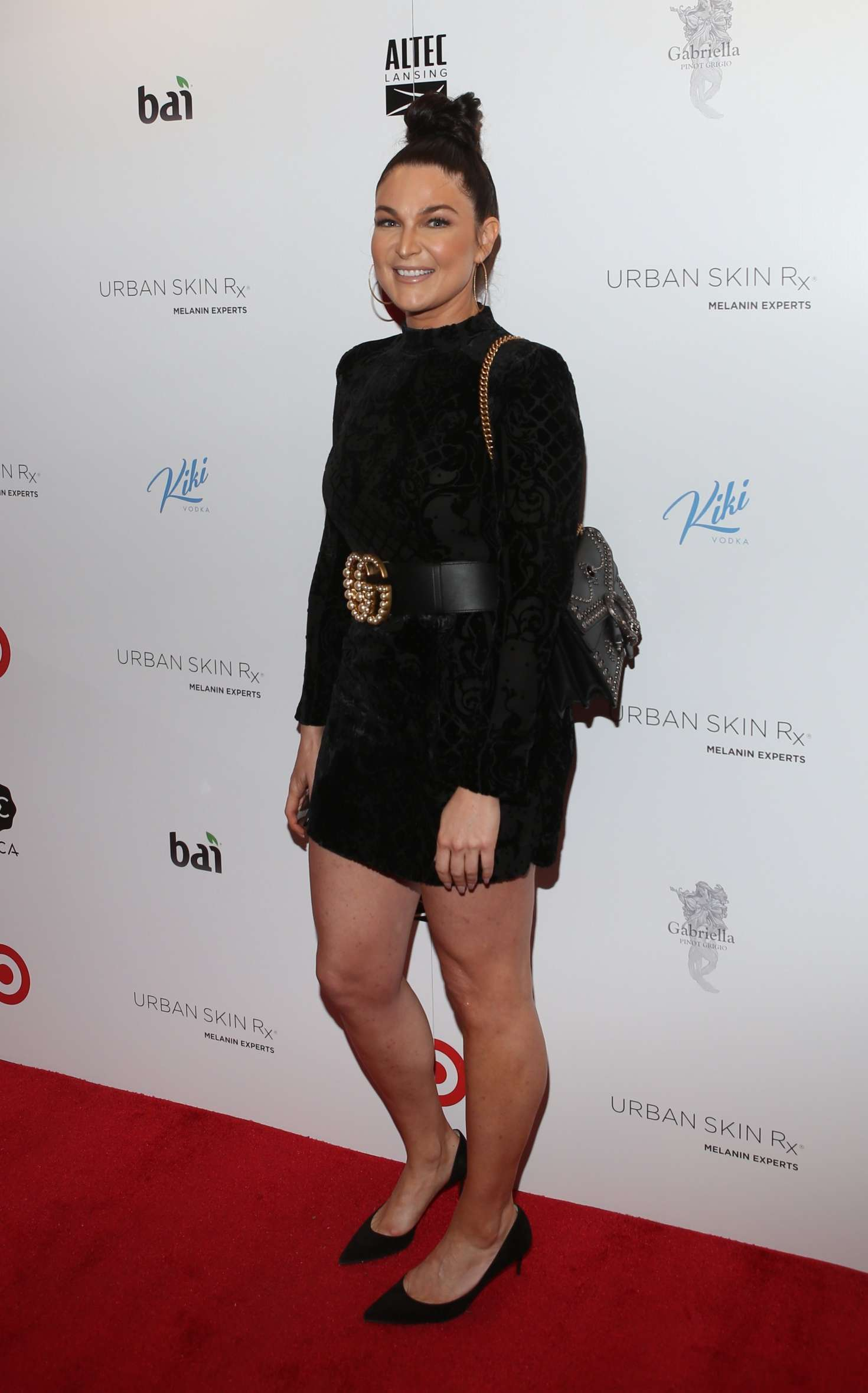 Rachel Roff – Launch of Urban Skin Rx at Target Stores in NYC