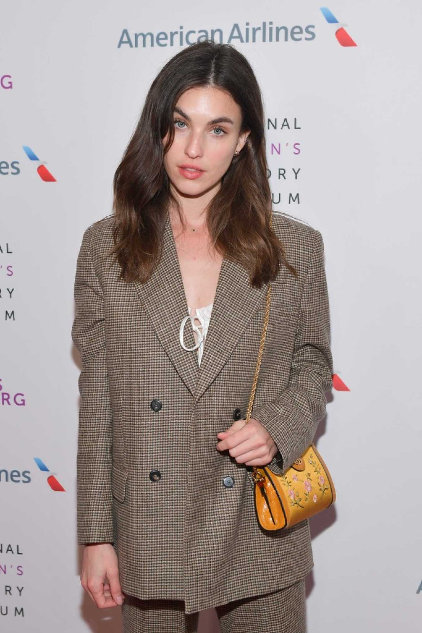 Rainey Qualley – National Women's History Museum's Women Making History Awards in LA_03