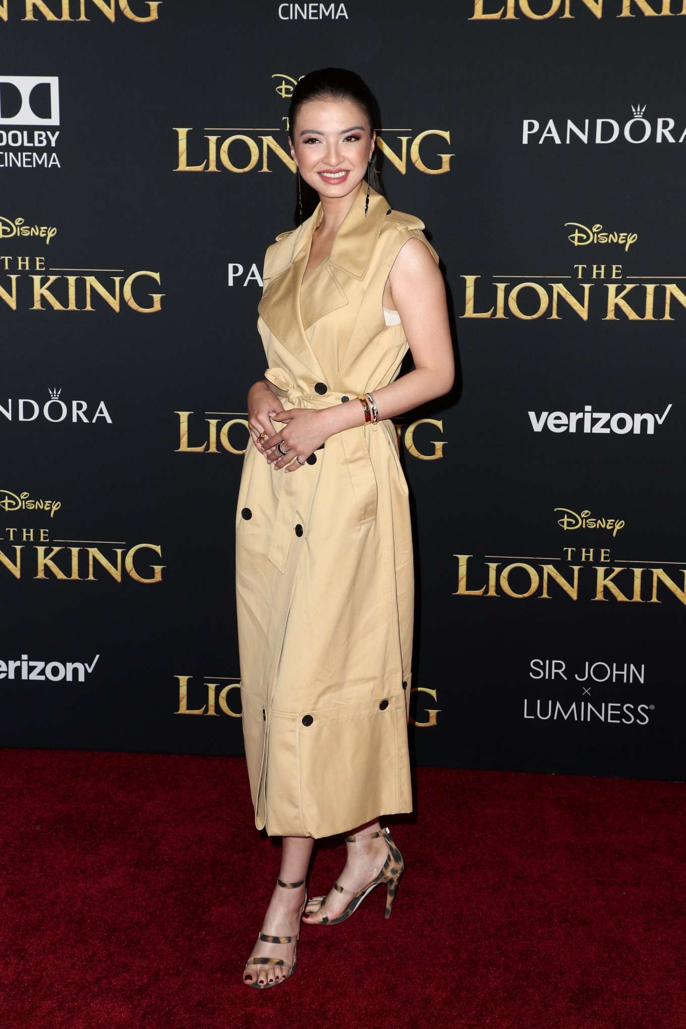 Raline Shah – 'The Lion King' Premiere In Hollywood