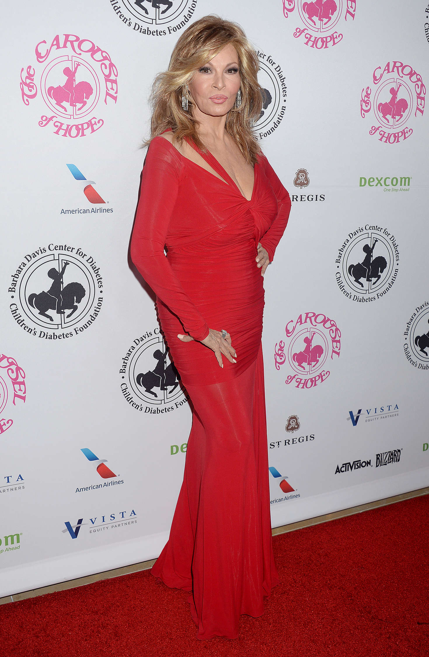 Raquel Welch – Carousel of Hope Ball 2016 in Beverly Hills_02