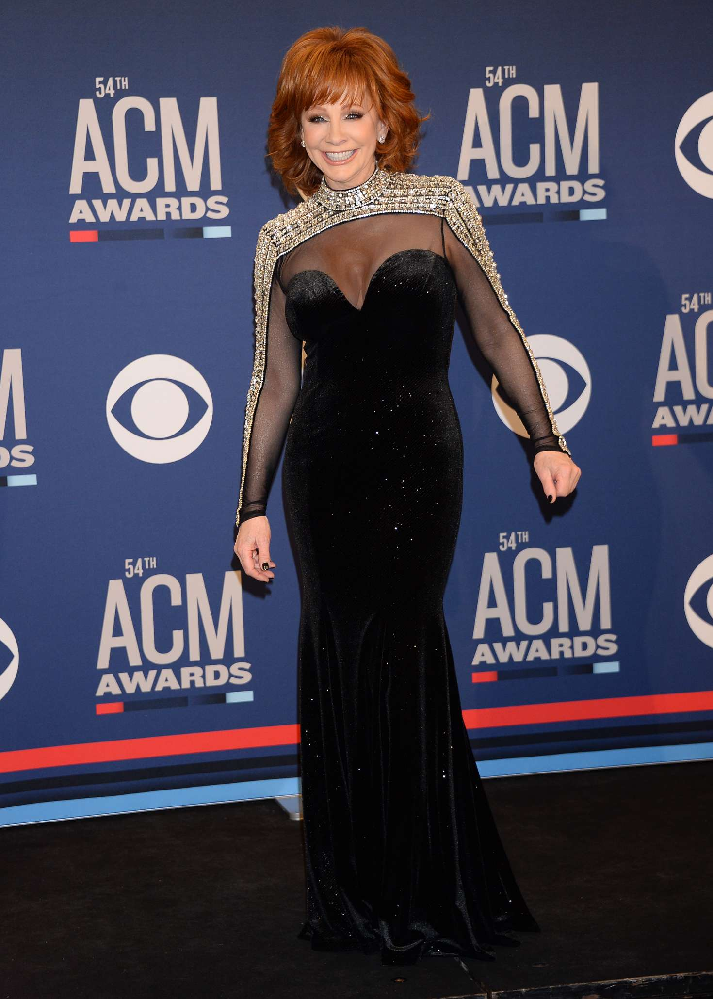 Reba McEntire – 2019 Academy Of Country Music Awards In Las Vegas