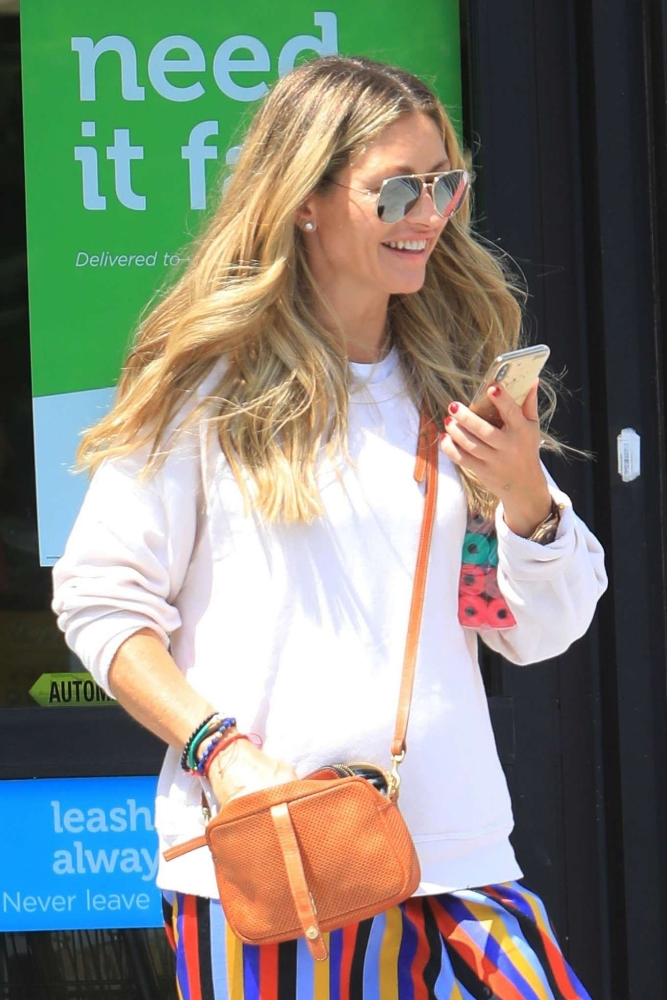Rebecca Gayheart – Out In West Hollywood