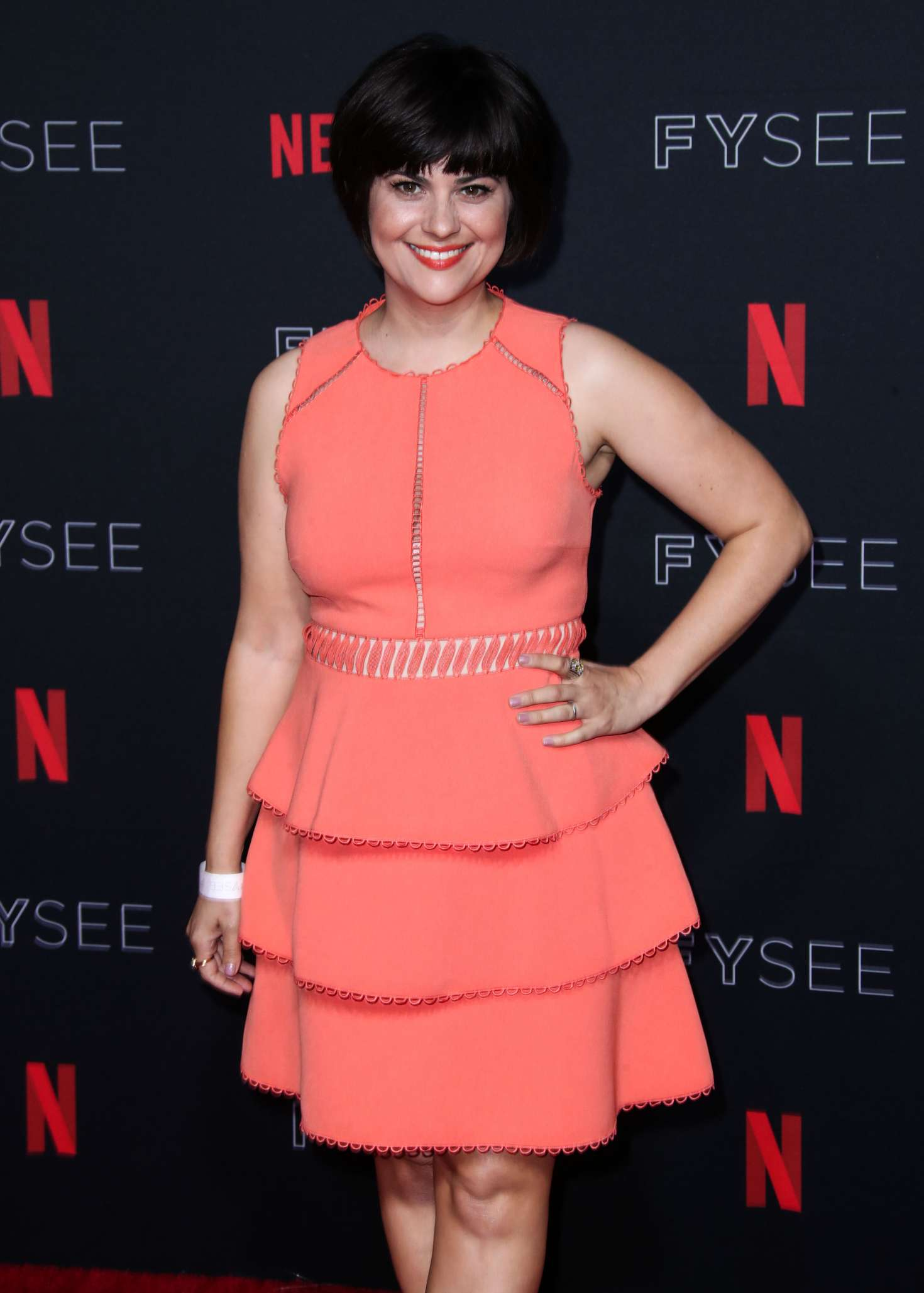 Rebekka Johnson – Netflix FYSee Kick-Off Event In Los Angeles