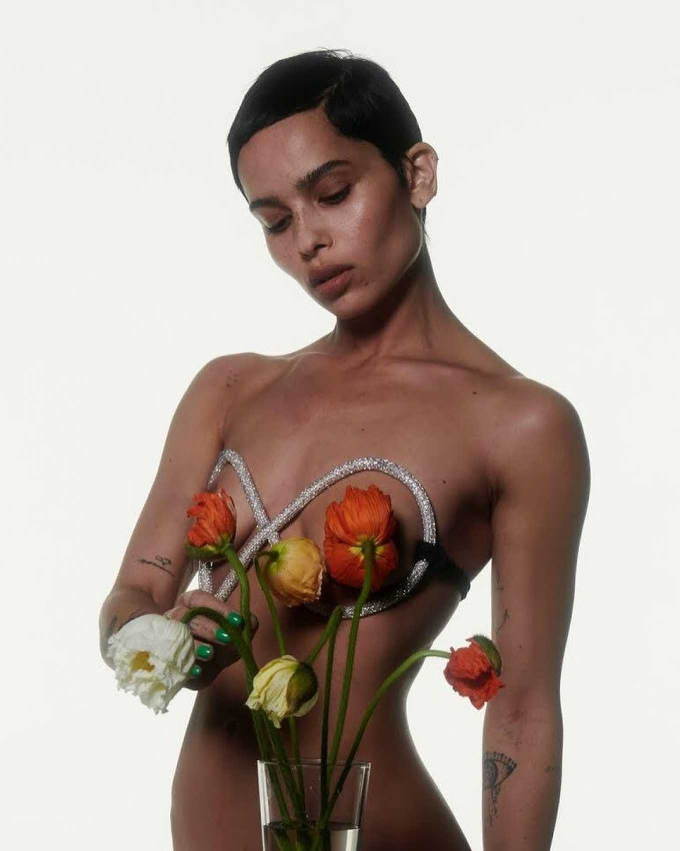 Zoe Kravitz – Pop Magazine Spring-Summer 2020 issue-04