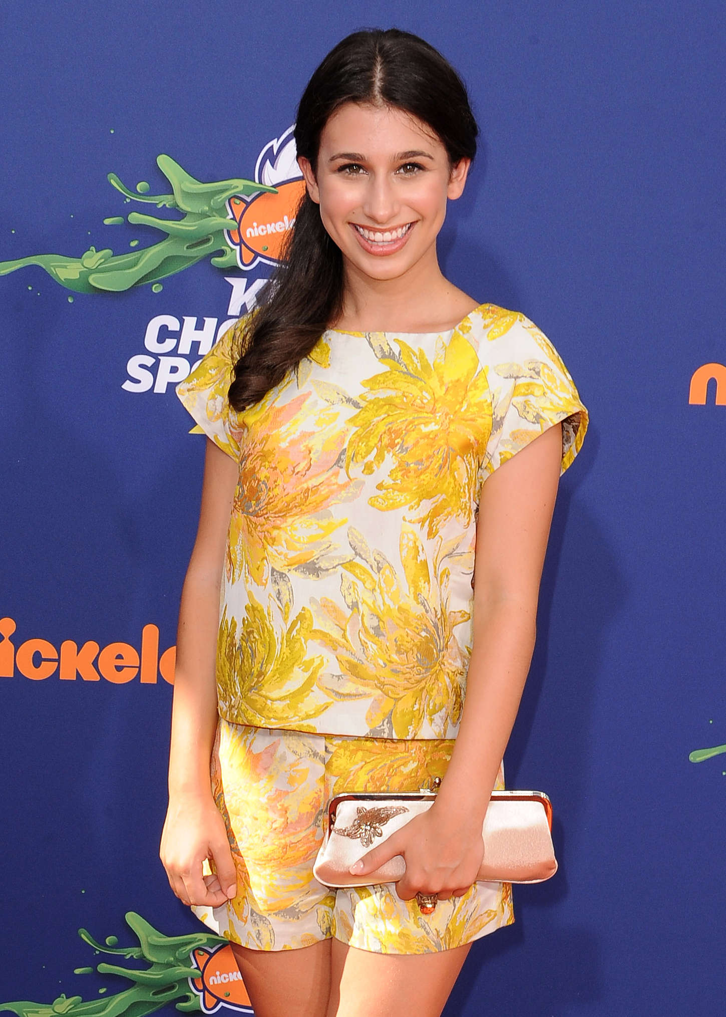 Zoey Burger – Nickelodeon's 2nd Annual Kids' Choice Sports Awards in LA-02