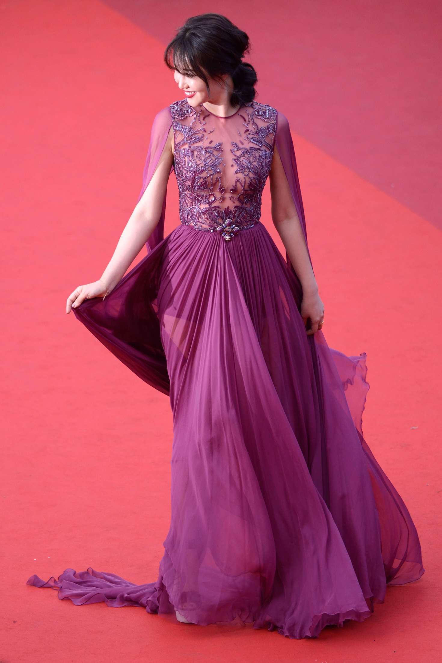 Zuo An Xiao – 'The Beguiled' Premiere at 70th Cannes Film Festival-12