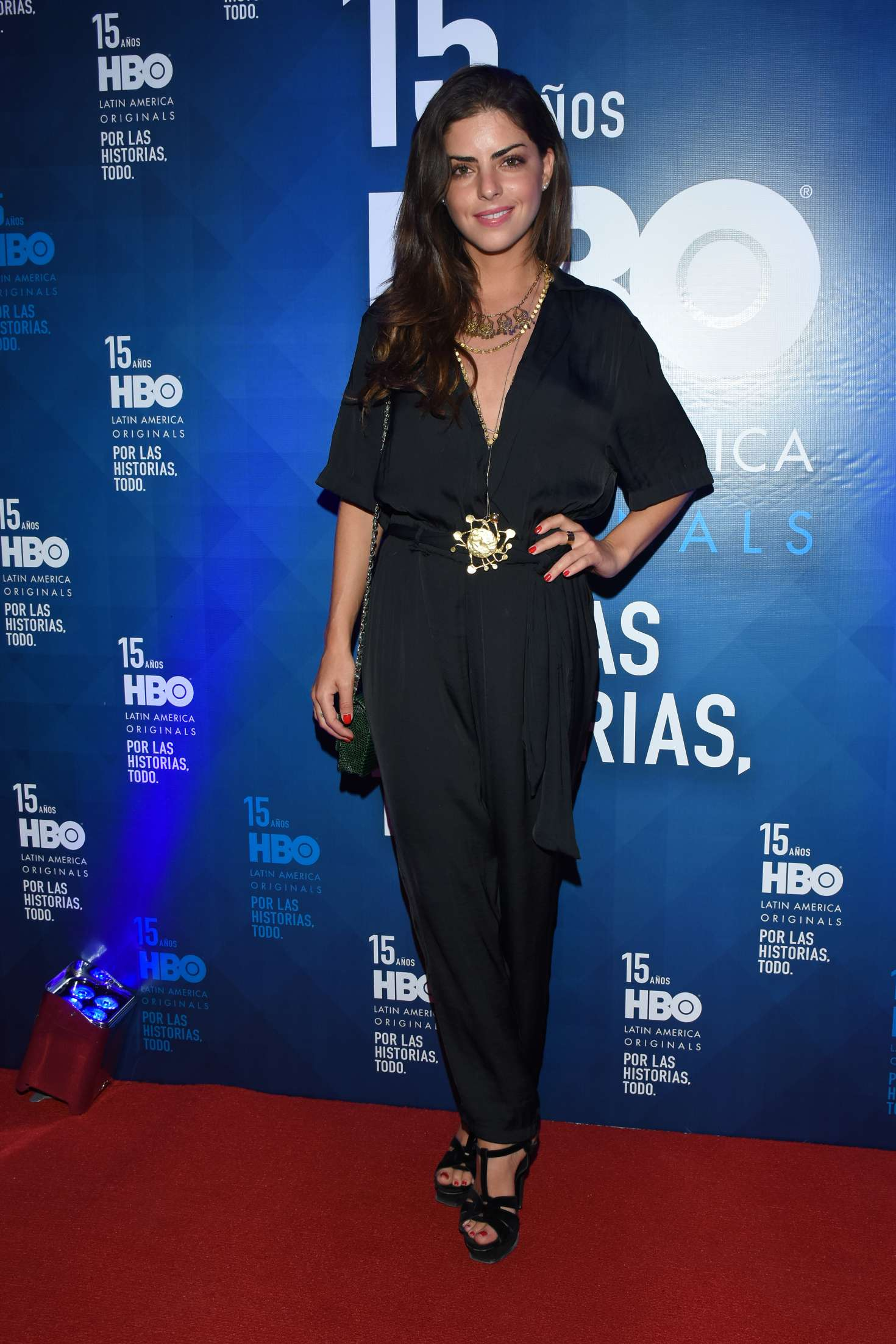 Isabel Burr – 15th HBO Latin America in Mexico City-01