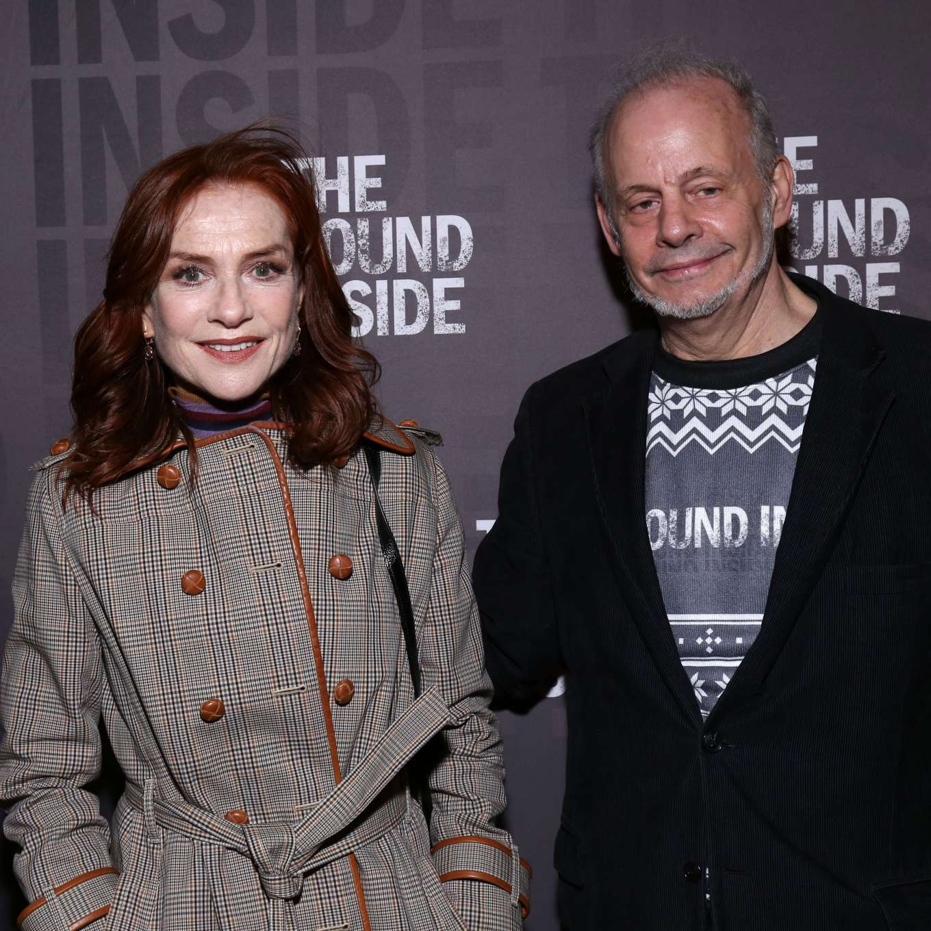 Isabelle Huppert – Opening Night for The Sound Inside at Studio 54 in New York-01
