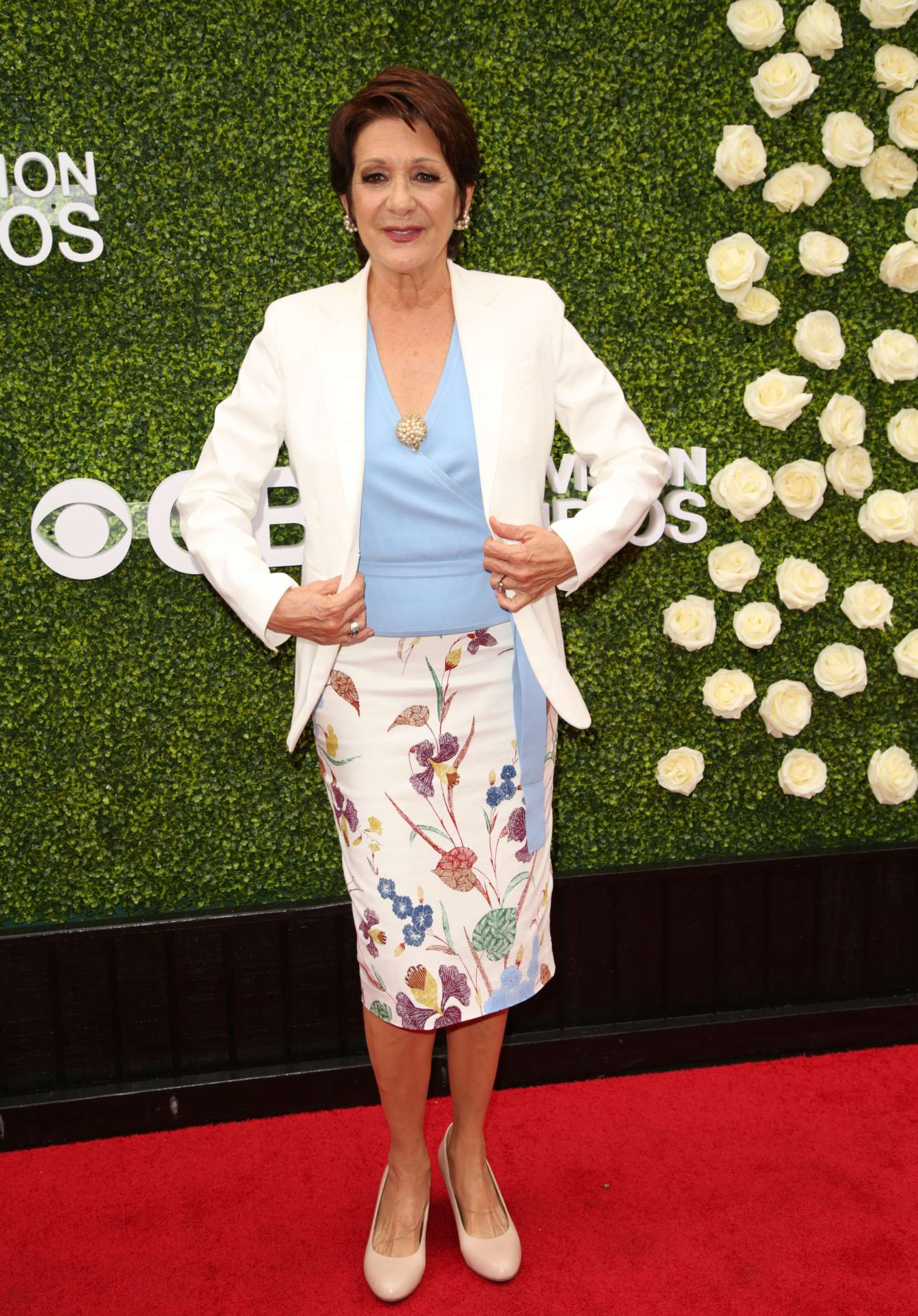 Ivonne Coll – 2017 CBS Television Studios Summer Soiree TCA Party in Studio City-04