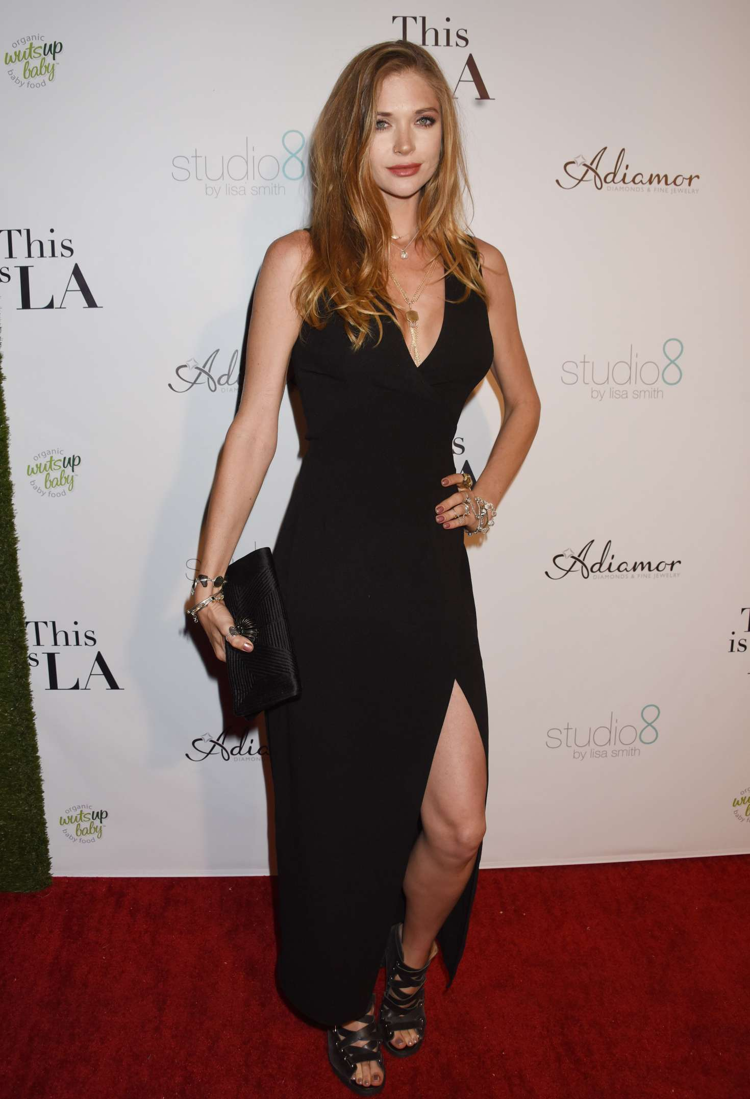 Olivia Fox – 'This is LA' Premiere Party in Los Angeles-05
