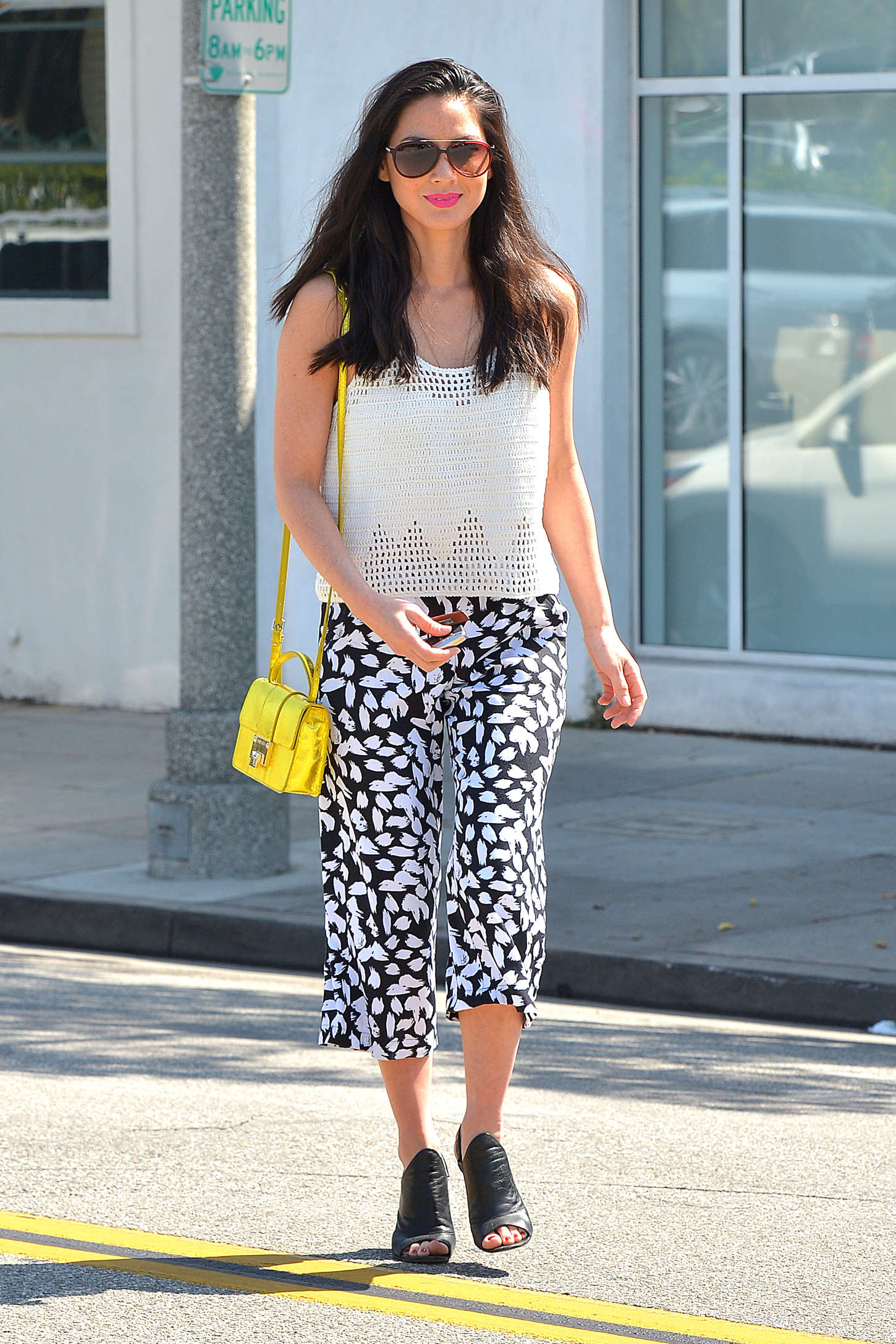 Olivia Munn – Out in West Hollywood-04
