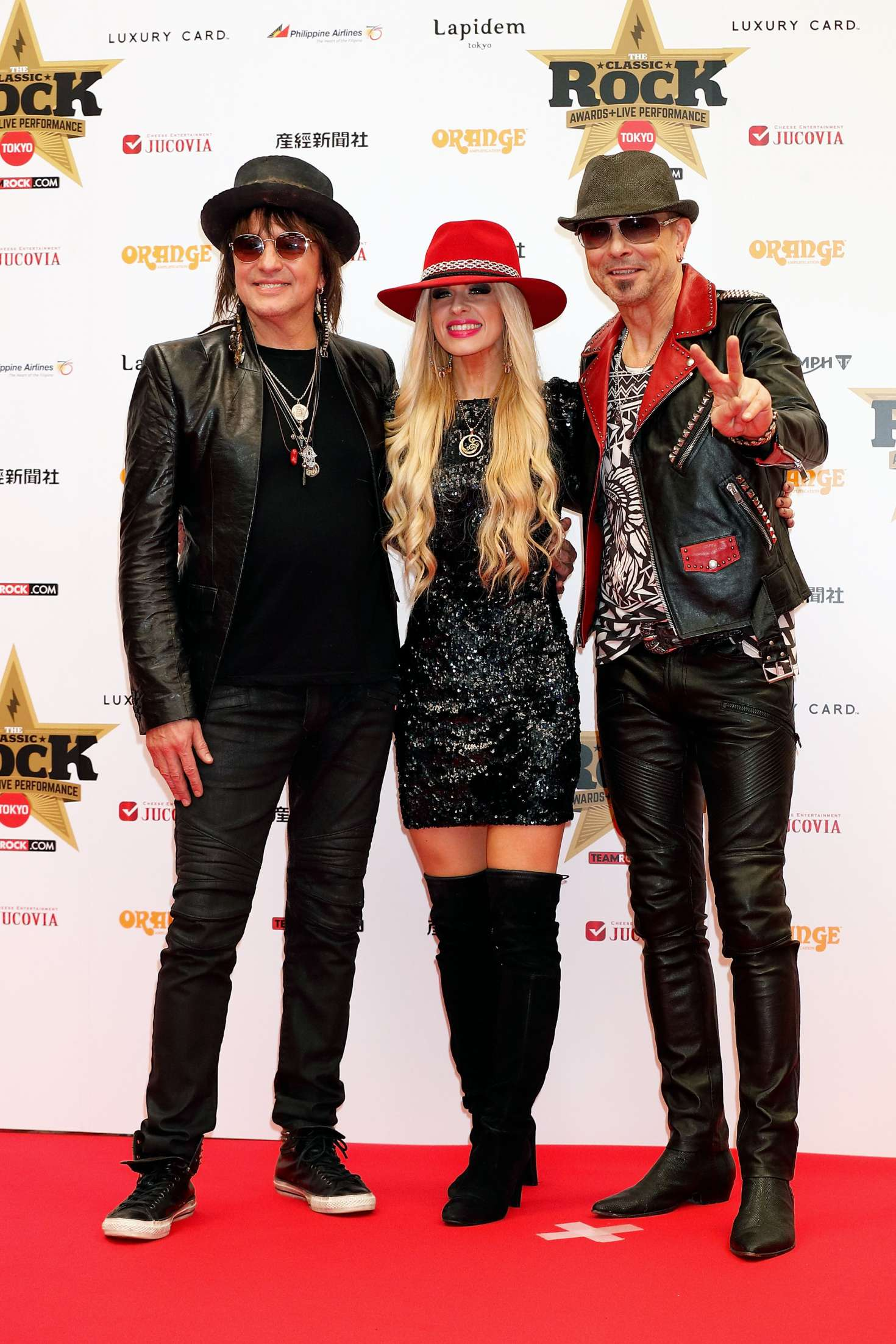 Orianthi – 'School of Rock' Musical VIP Night in London-02