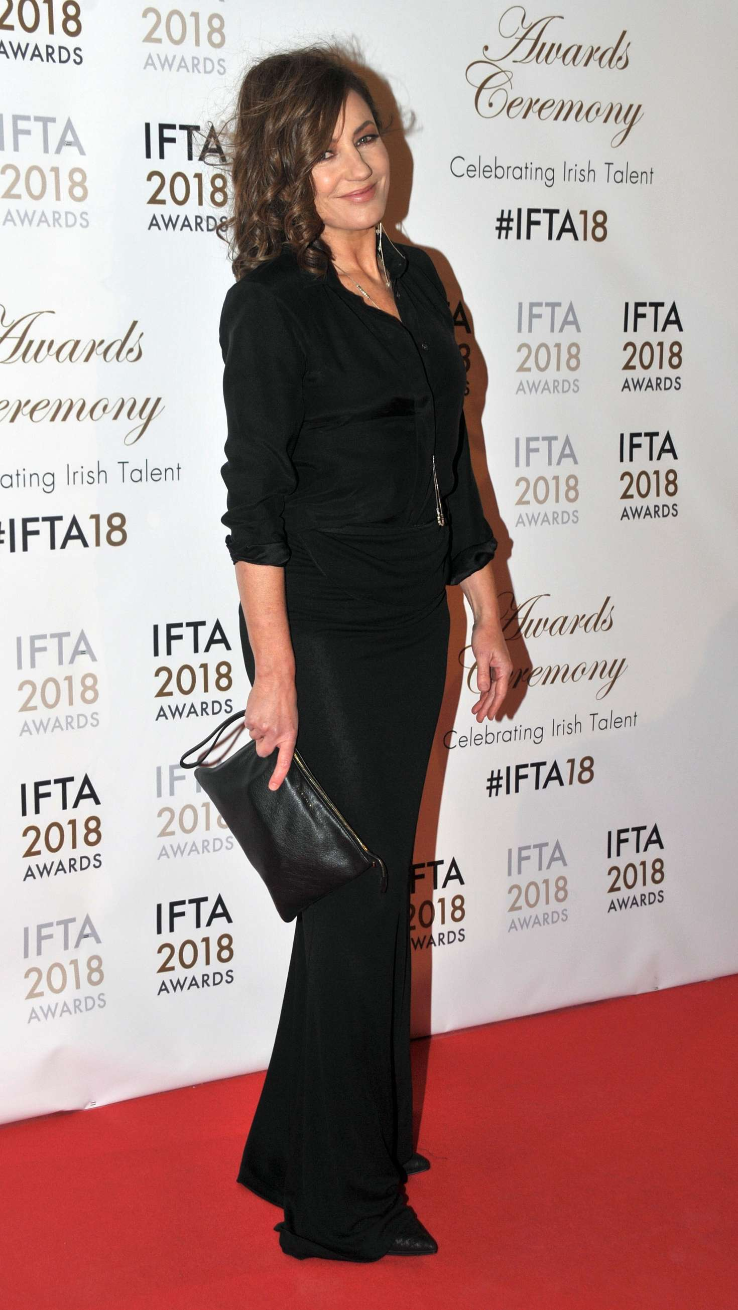 Orla Brady – 2018 IFTA Film and Drama Awards in Dublin-03