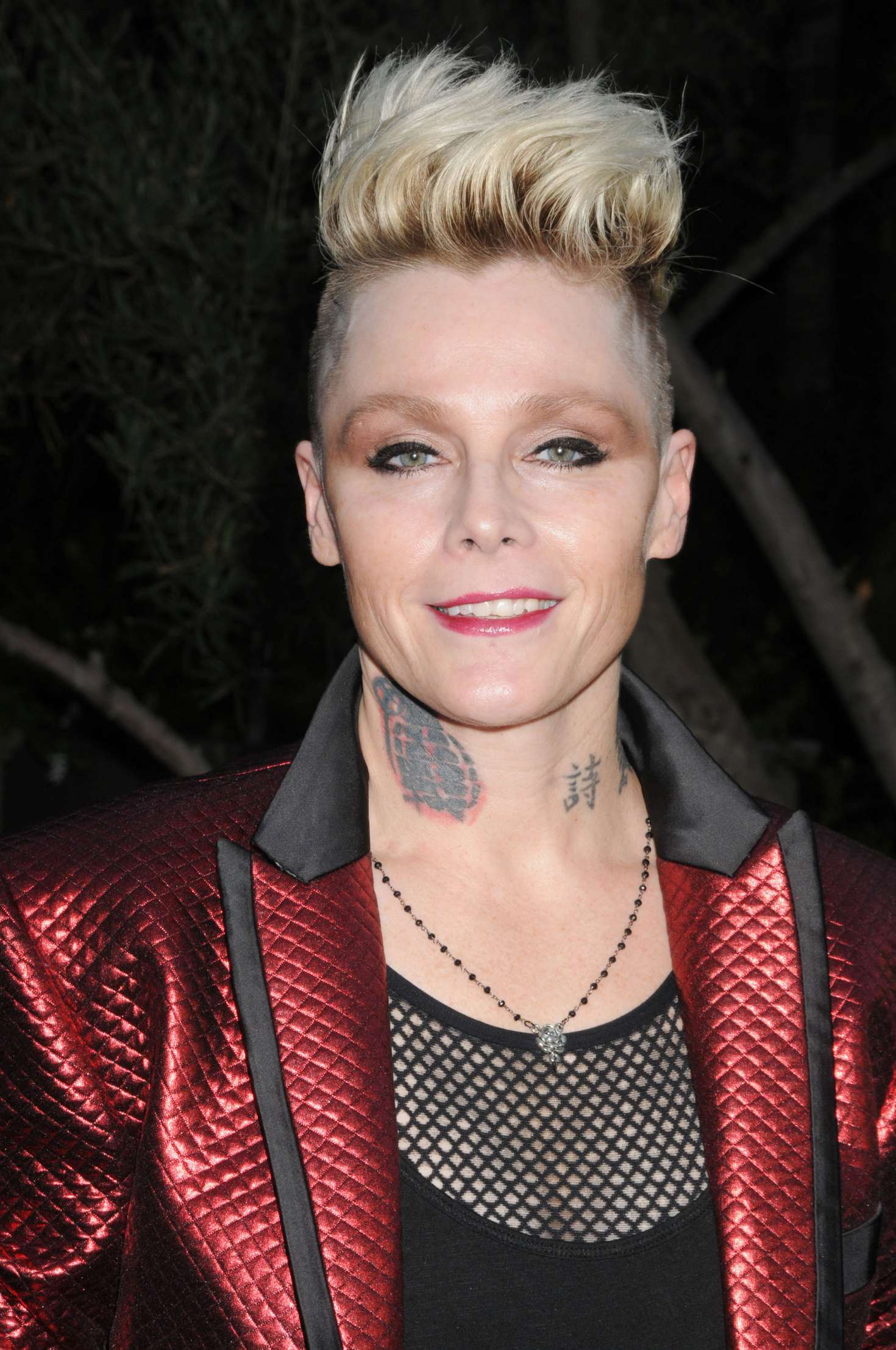 Otep Shamaya – Mercy for Animals hidden Heroes Gala 2016 in Los Angeles-07