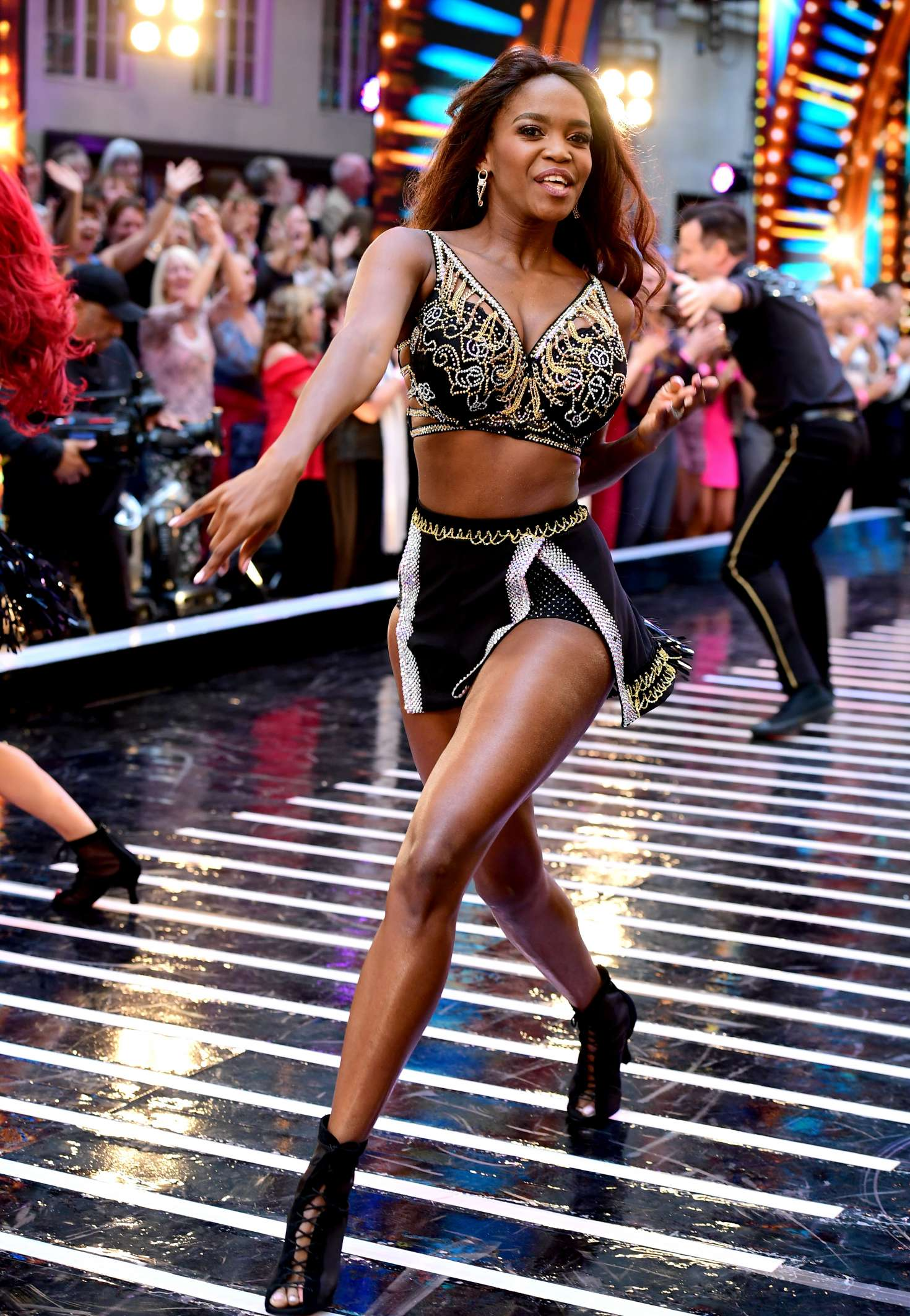 Oti Mabuse – Strictly Come Dancing Launch in London-01