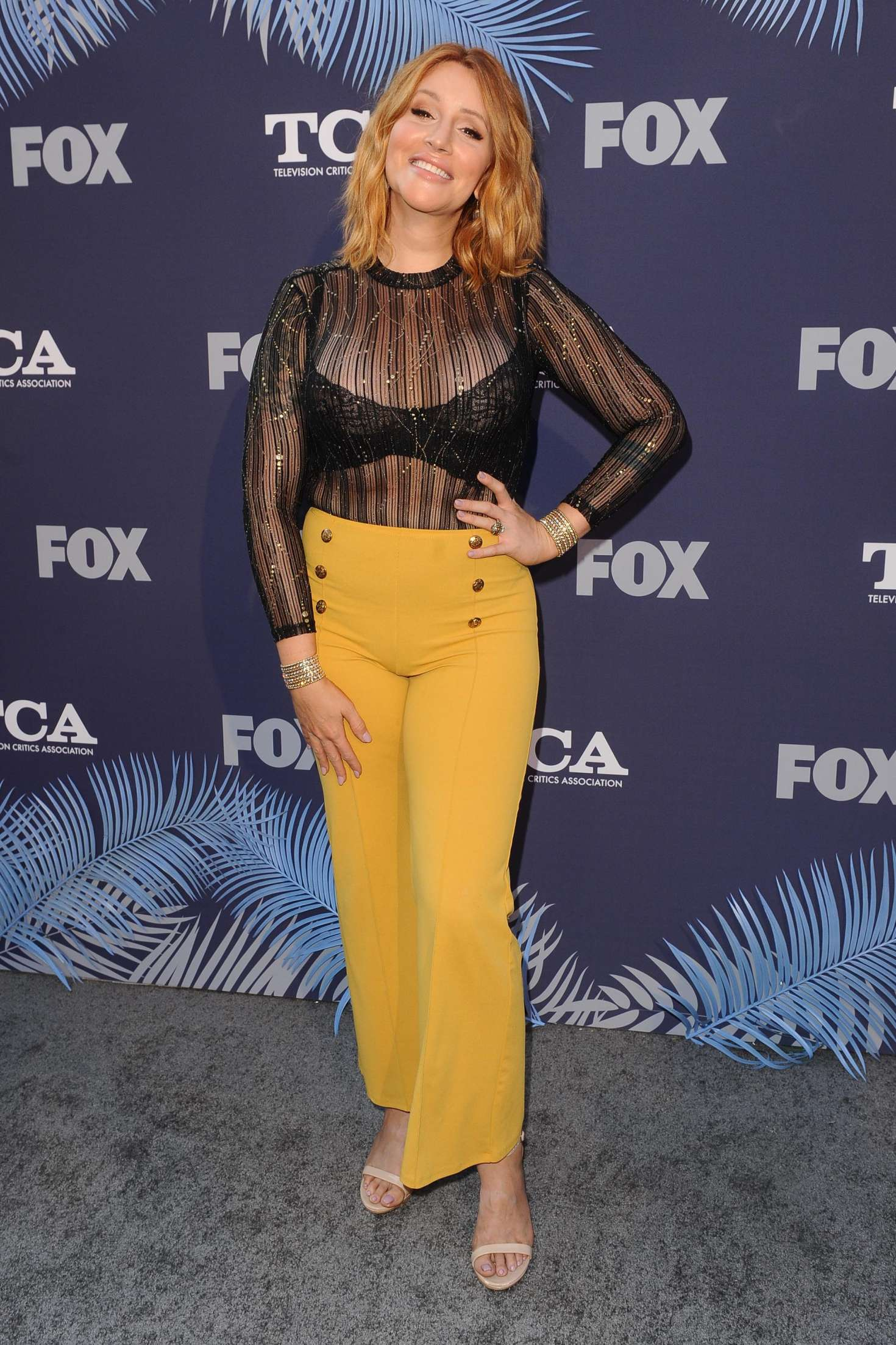 Our Lady J – 2018 FOX Summer TCA 2018 All-Star Party in LA-04
