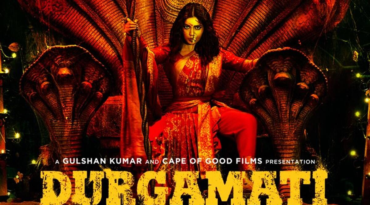 Durgamati (2020) Full Movie Download
