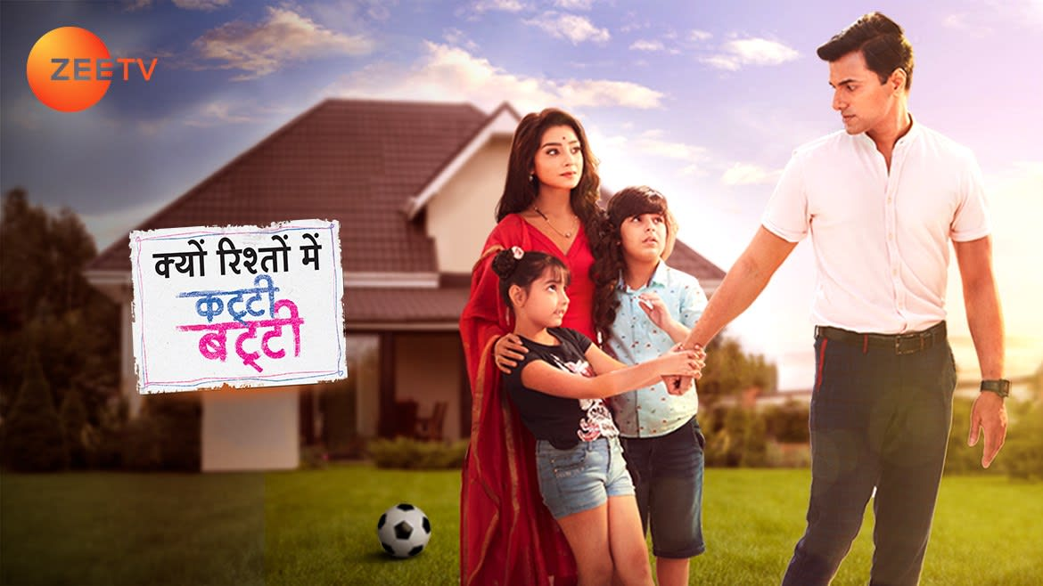 Kyun Rishton Mein Katti Batti Tv Show Written Updates